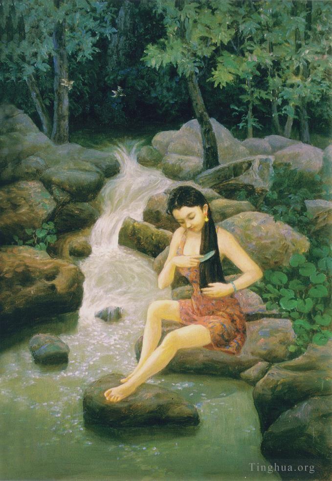 Li Jiahui œuvre